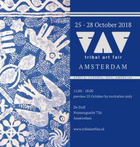 Tribal Art Fair Amsterdam